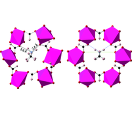 Local and average structure of dimethylammonium manganese formate